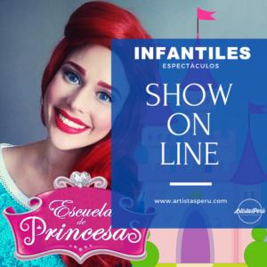 show infantil online