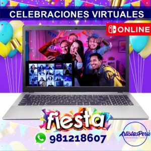 Evento Virtual Online