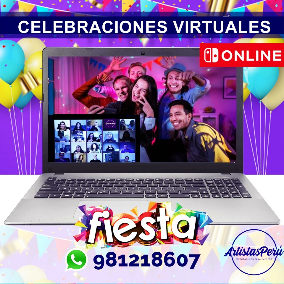 Evento Virtual Online
