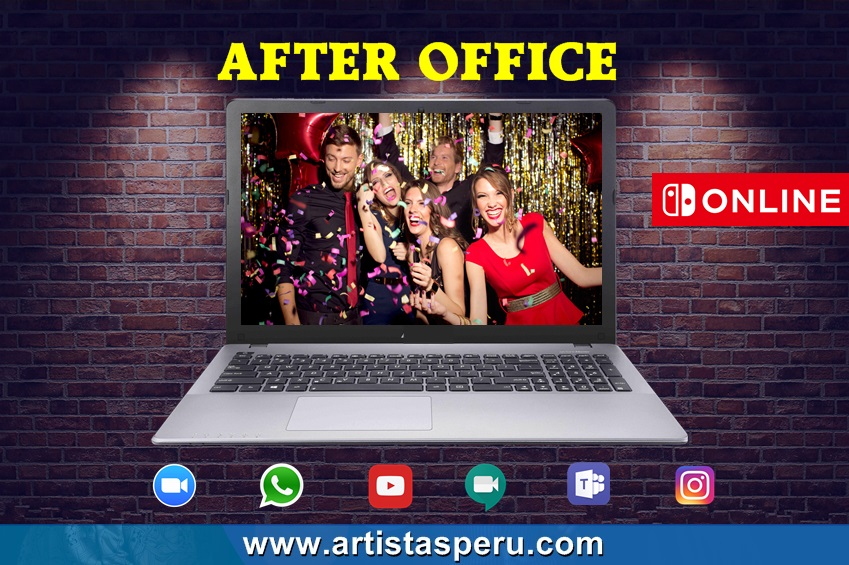 after office virtual online