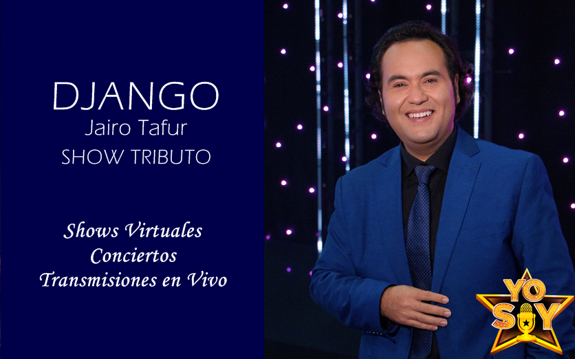 SHOW VIRTUAL DJANGO